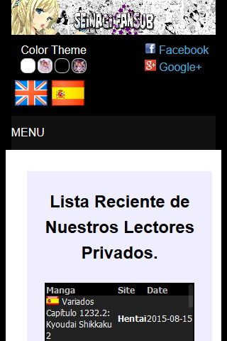 Blog - Tabled, Movil (celular)